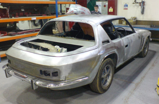 Jenson Interceptor