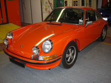 Porsche Restoration, Car Welding,  Classic Car Restoration at Paul Baker Custom Metalwork, Hampshire UK