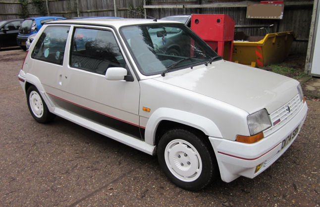 Renault 5 GT Turbo Complete